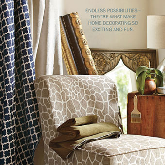 Pier1 Imports Inspired Spaces