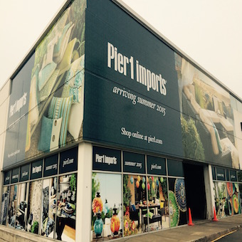 Pier1 Imports Chicago New Store Opening