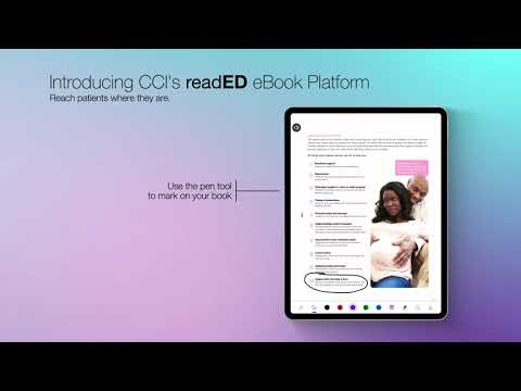 CCI readED - Reach Patients Where They Are