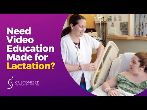 Video Education Made for Lactation